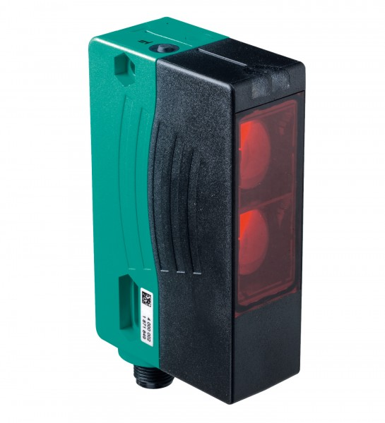 Reflexlichtschranke bis 50 m Reichweite