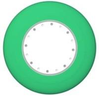 KTTA - Kapazitiver Taster Dynamisch - Kunststoff mit E1 Zulassung