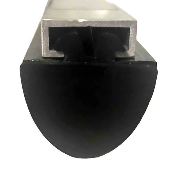 Kneelingprofil - L=800 mm inkl. Schiene