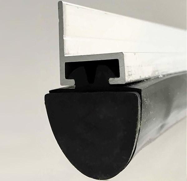 Kneelingprofil mit Winkelprofil - L=1.350 mm